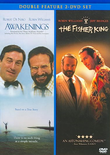 AWAKENINGS/FISHER KING BY WILLIAMS,ROBIN (DVD)