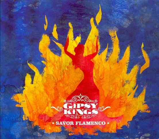 SAVOR FLAMENCO BY GIPSY KINGS (CD)