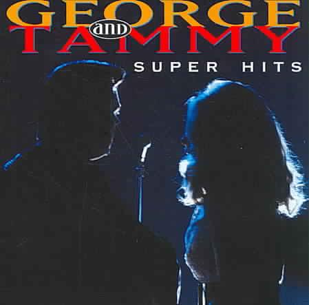 SUPER HITS:GEORGE JONES & TAMMY WYNET BY JONES,GEORGE (CD)