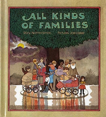 All Kinds of Families By Simon, Norma